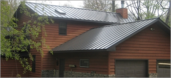Steel Metal Roofing Company Wisconsin
